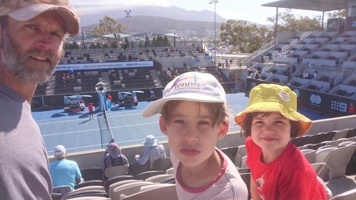 1 Hobart International